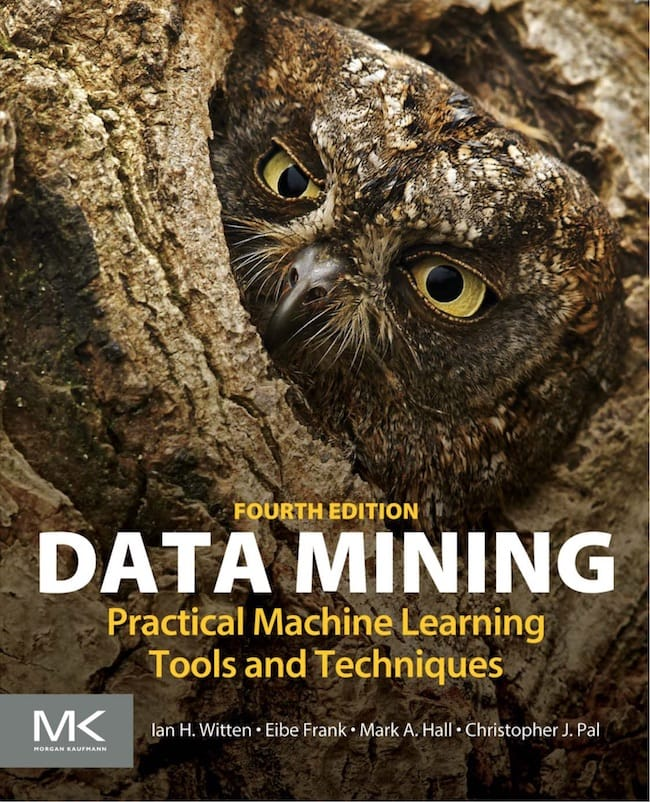 The 4th edition of the data mining book.